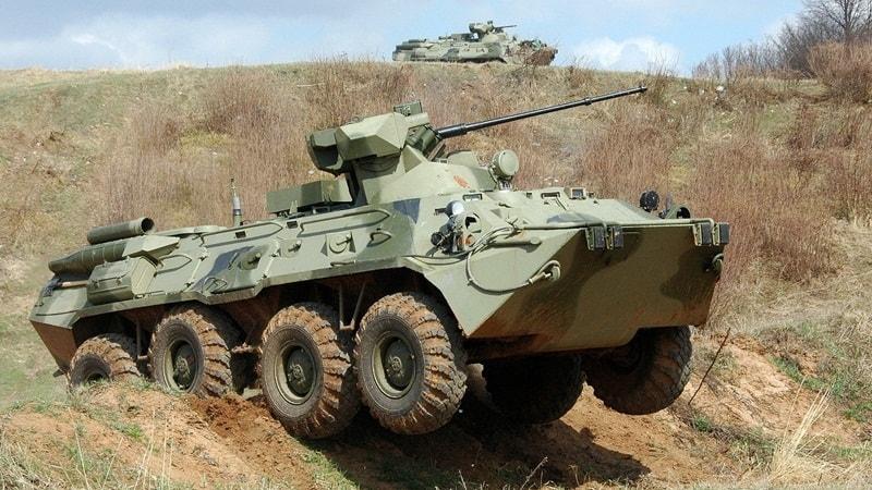 Урок водіння танка