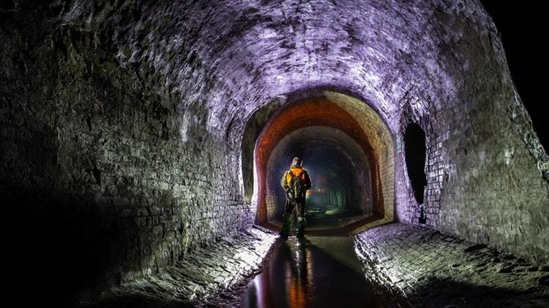 Прогулка по руслу подземных рек