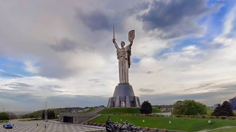 "Монумент ""Батьківщина-мати"""