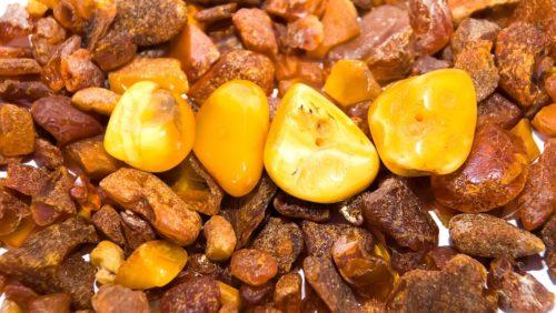Ukrainian amber