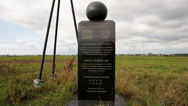 Struve Geodetic Arc