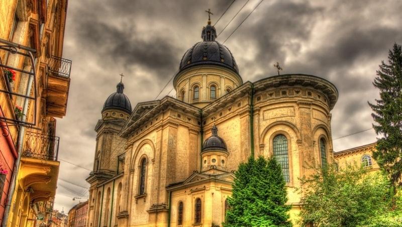Lviv Historic Centre Ensemble
