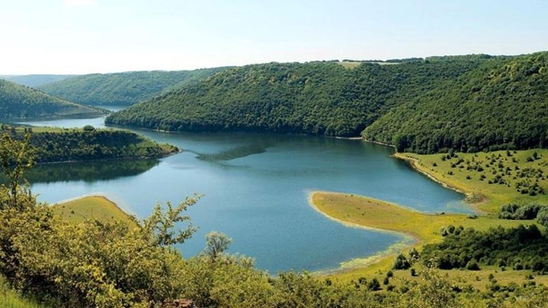 Podilski Tovtry National Nature Park