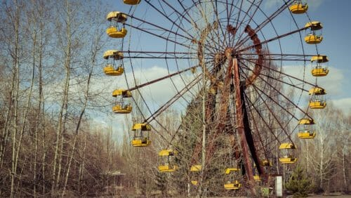 HBO's Chernobyl vs real life – what to expect. Tips for travellers