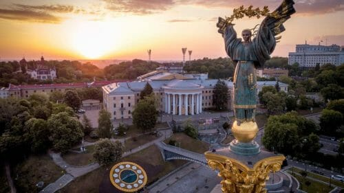 TOP-8 must see places in Ukraine