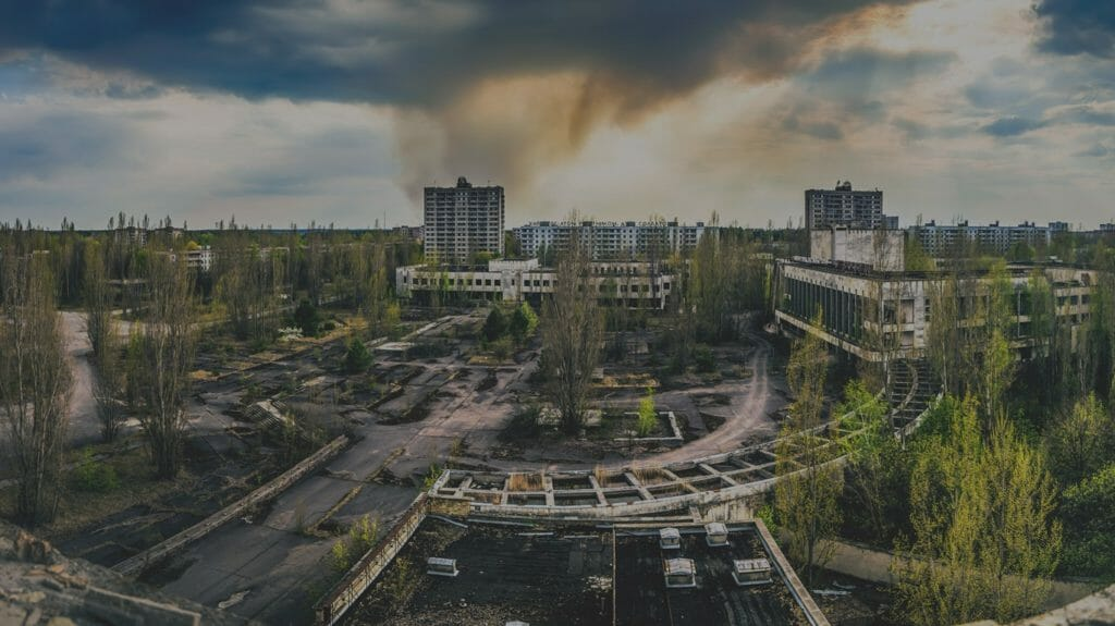 Чернобыль сегодня: 10 фактов о Чернобыльской зоне отчуждения