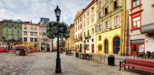 7 reasons to visit Lviv