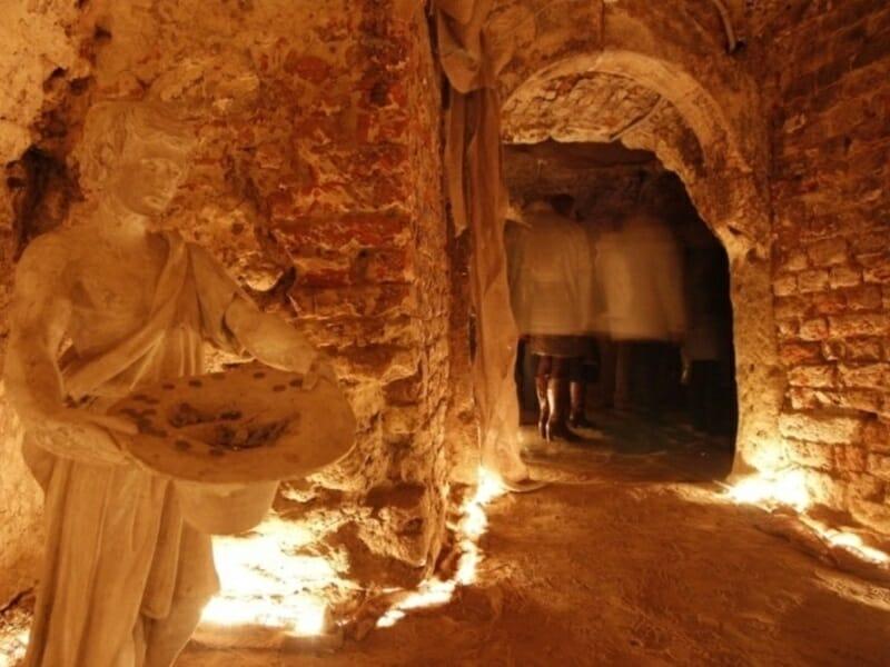 Lviv dungeons
