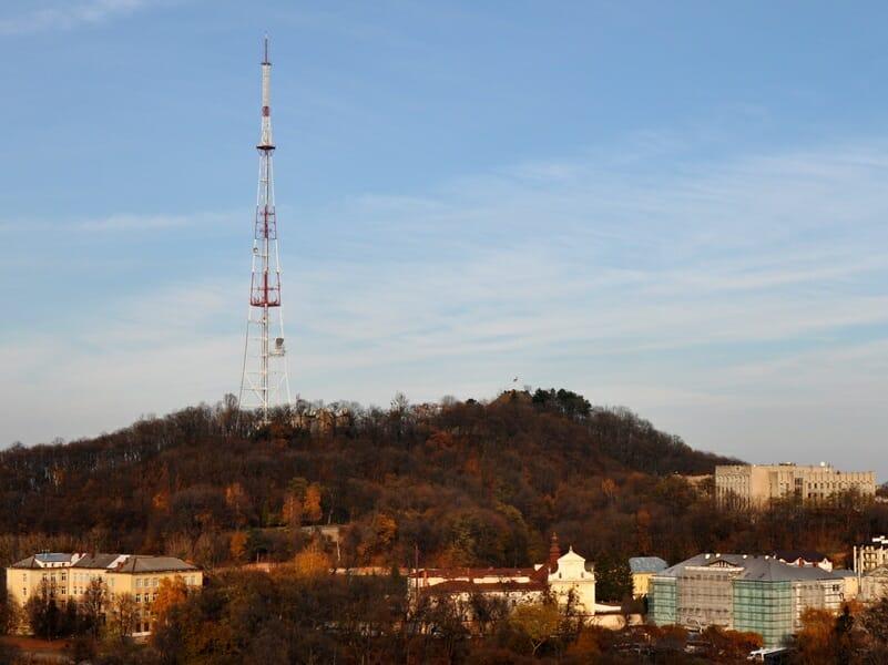 Mount Vysokyi Zamok